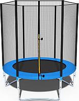 Батут FanHit 183 см + внешняя сетка, фото 1