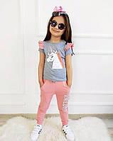 Стильные костюмы для девочек Пони! Турция. 3-10 лет.