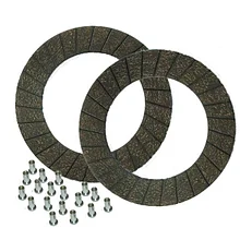 Накладки та диски зчеплення