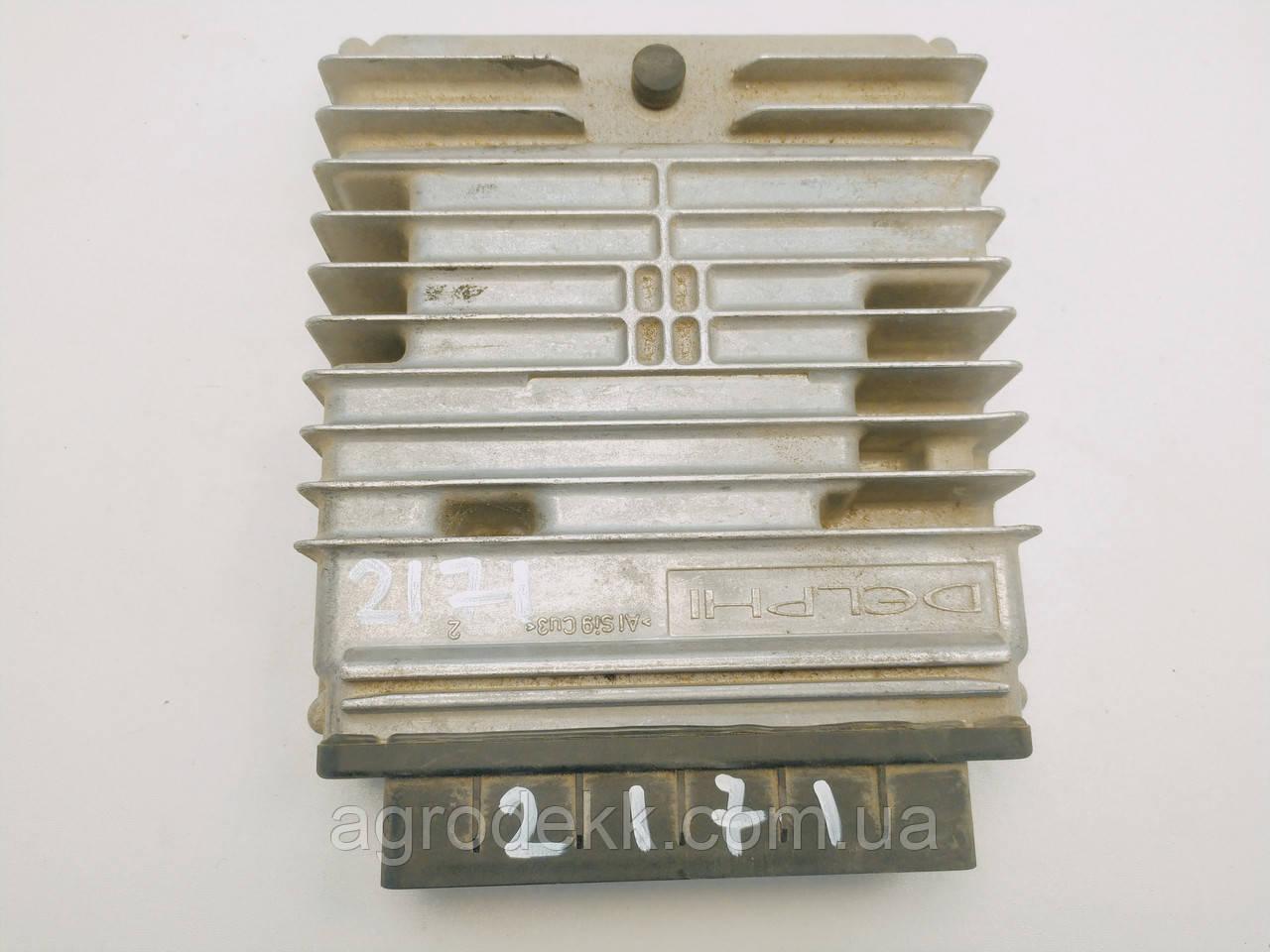4S7112A650AB Блок управления двигателем FORD MONDEO MK3 2.0 TDCI