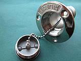 Нержавеющая палубная заливная горловина с ключом, фото 2
