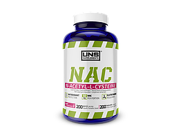 N-ацетилцистеин UNS NAC - 200 tabs