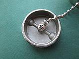 Нержавеющая палубная заливная горловина с ключом, фото 5