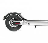"""Электросамокат Crosser E9 10"""" белый   электрический самокат Кроссер Е9 складной до 30 км/час, 8000mAh, фото 8"""