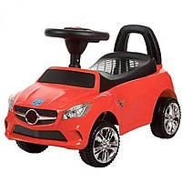 Дитяча каталка-толокар Bambi Mercedes M 3147C-3, червона