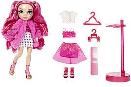Лялька Мосту Хай серія 2 Стелла Монро Rainbow High S2 Stella Monroe Fuchsia Fashion Doll