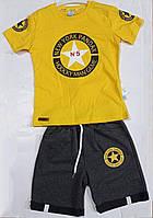 Комплект футболка + шорти New York pandax на 7-10 років