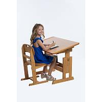 """Растущая парта - стол """"Розумник"""" MrWoodyson, фото 1"""