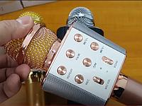 Микрофон-караоке Bluetooth Wster WS-1688 микрофон-караоке вестер 1688
