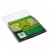 Агроволокно 50г/кв. м. 1,6 м*10м, чорно-біле, Agreen, Агроволокно у пакетах