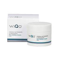Питательный и Увлажняющий Крем для Нормальной и Комбинированной Кожи WiQo Crema , 50 ml