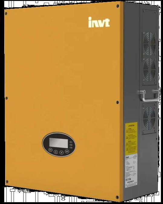 Інвертор мережевий 33 кВт INVT iMars BG33KTR
