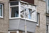 Ремонт балкона в киеве