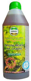 Эмбико против мха на газоне 1 л биофунгицид