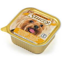 Паштет для собак с лососем Штузи Mister Stuzzy Dog Salmon 150 г