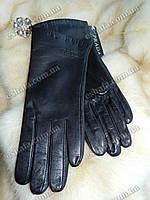 Кожаные перчатки  PRADA, фото 1