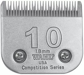 Ножовий блок Wahl Competition #10 1,8 мм 02358-116