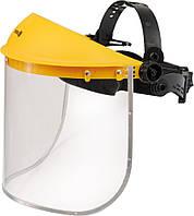 Защитный щиток для лица стекло