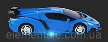 Машинка Автобот на пульті управління Трансформер з пультом Lamborghini іграшка на радіоуправлінні