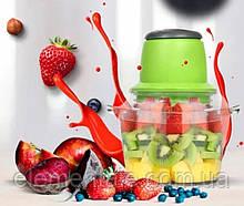 Кухонний електричний блендер для м'яса, овочів і фруктів
