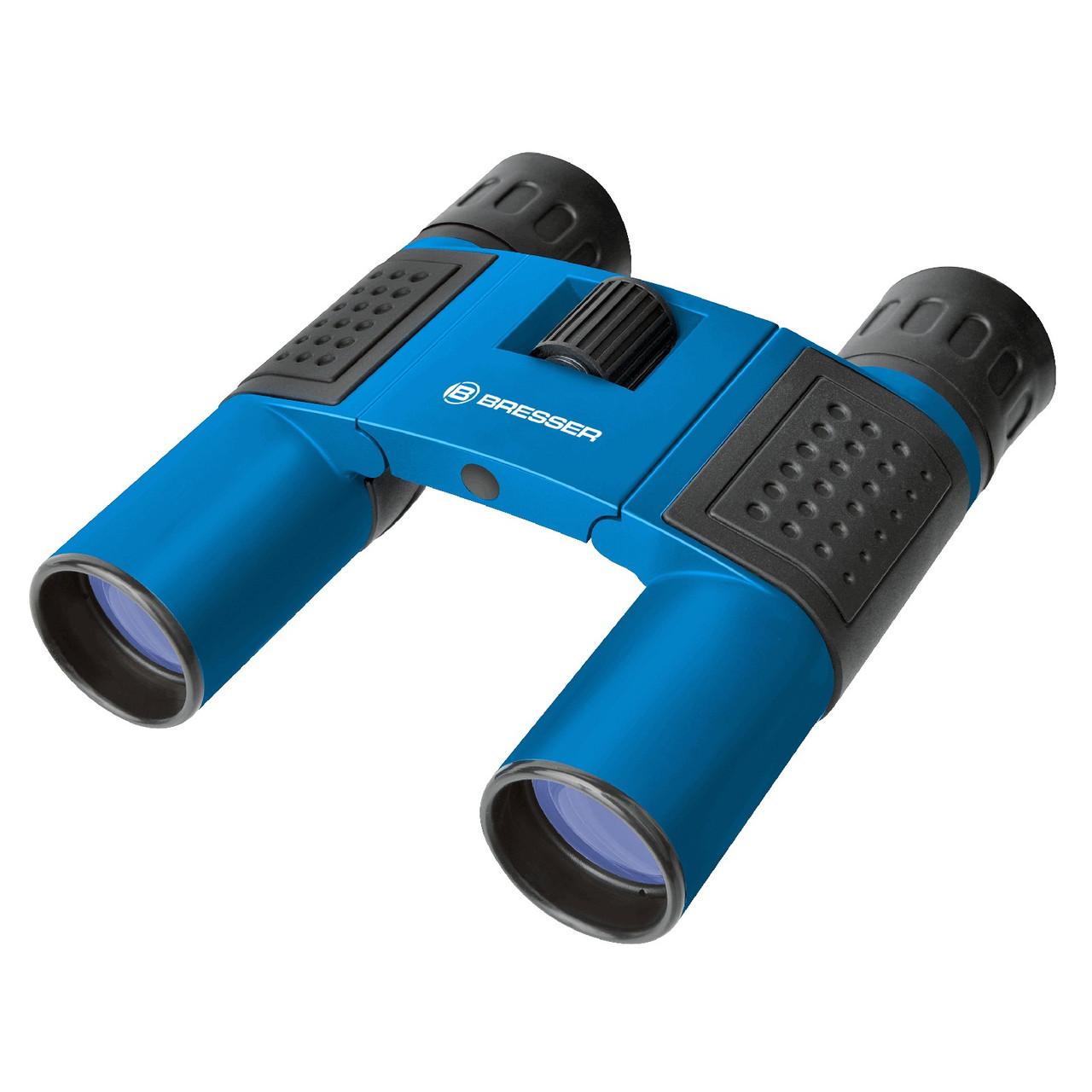 Бінокль Bresser Topas 10x25 Blue