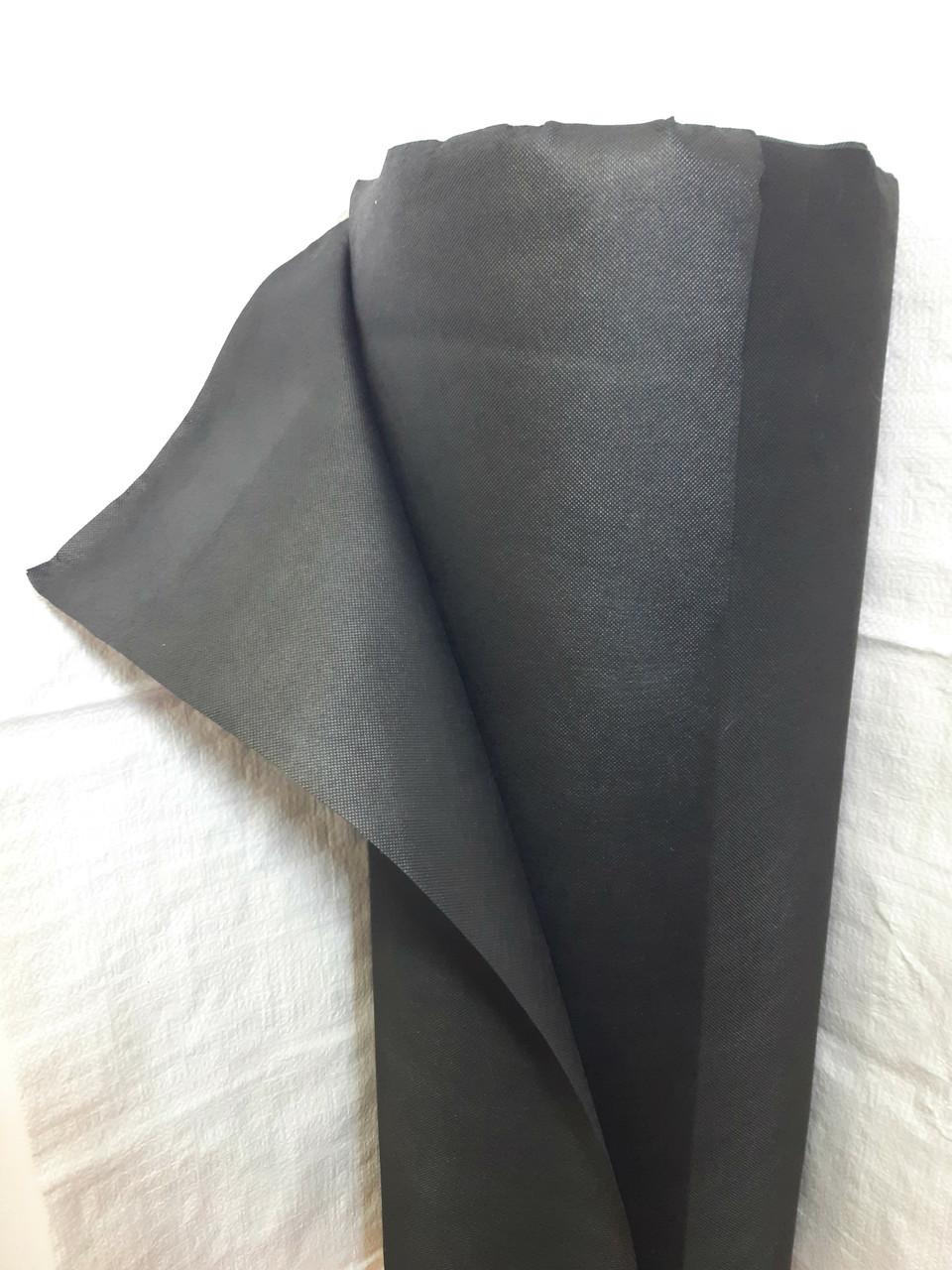 """Агроволокно чорне """"Shadow"""" 50g/m2 1.6х50м (Чехія). Чорне. Від бур'янів."""