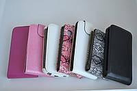 "Книжка Фліп Silicone ""Bring Joy"" Pink 03 4,8-5,3"" (Камера в куті)"