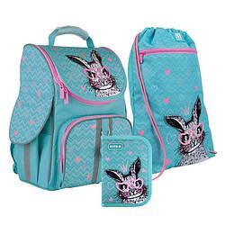 Школьный набор Kite Education Cute Bunny (SET_K21-501S-4)