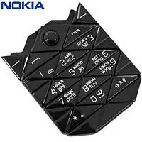 Клавиатура для Nokia 7500, оригинал (черный)