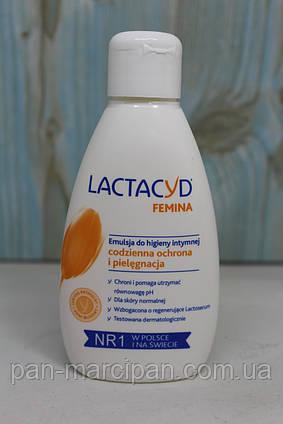Мило для інтимної гігієни Lactacyd 200 ml