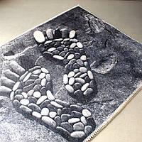 Антиковзаючий килимок у ванну 40 * 60 см Besser Banyolin