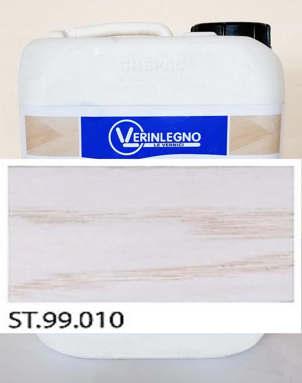 Барвник (морилка, просочення, бейц) для дерева VERINLEGNO ST.99.010.Білий, тара: 1л.