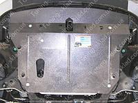 Защита поддона Киа Каренс 2007- (стальная защита картера Kia Carens 2007-)
