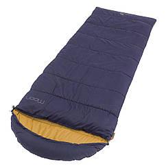 Спальный мешок Easy Camp Moon/+2°C Blue Left (240154)