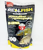 Прикормка Real fish Линь Карась красный червь