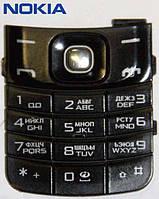 Клавиатура для Nokia 8600, оригинал (черный)