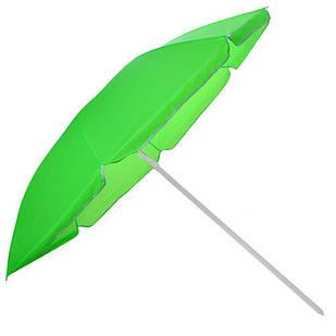 Зонт пляжний d1.8м Stenson MH-2685, зелений