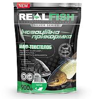 Прикормка Real fish Толстолоб Укроп