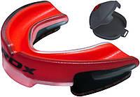 Капа боксерская RDX Gel 3D Elite Red, фото 1