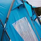 Палатка Highlander Elm 4 Teal, фото 5