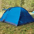 Палатка Highlander Elm 4 Teal, фото 7