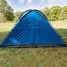Палатка Highlander Elm 4 Teal, фото 8