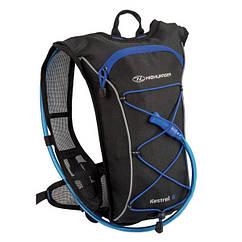 Рюкзак спортивний Highlander Kestrel 6 Hydration Pack 10 Black/Blue