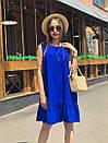 """Молодіжний літній жіноча сукня вільного крою """"Бенні"""", фото 5"""