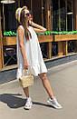 """Молодіжний літній жіноча сукня вільного крою """"Бенні"""", фото 6"""