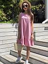 """Молодіжний літній жіноча сукня вільного крою """"Бенні"""", фото 7"""