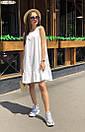 """Молодіжний літній жіноча сукня вільного крою """"Бенні"""", фото 8"""
