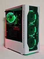 Игровой компьютер пк i5 2400 + VIDEO RX 560 4 GB + 8GB DDRIII 1600