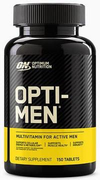 Комплекс вітамінів Optimum Nutrition - Opti-Men (150 таблеток)