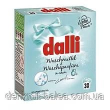 Стиральный порошок Парфюм для цветных и белых тканей Dalli Wäscheparfüm универсальный, 1.95 кг (30 стирок)